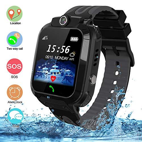 Bhdlovely Smartwatch Niños IP67 Reloj Inteligente