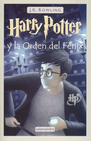 Harry Potter Orden F?ix Spanish Edition by J. K. Rowling