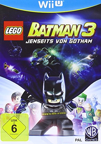 LEGO Batman 3 - Jenseits von Gotham (Batman-videospiel Wii U)
