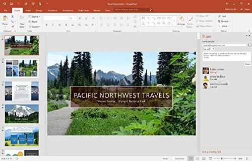 Microsoft Office 365 Personal 32/64-bit (Key Card)