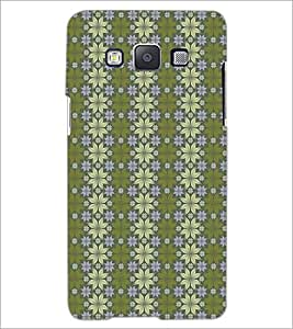 PrintDhaba Pattern D-5257 Back Case Cover for SAMSUNG GALAXY E5 (Multi-Coloured)