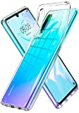 Spigen [Liquid Crystal] Case Compatible for Huawei P30,