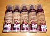 #7: 1 MAYBELLINE INSTANT AGE REWIND FOUNDATION ((THE LIFTER)) choose color unsealed 220 SANDY BEIGE