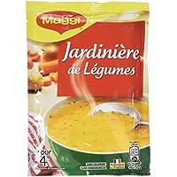 Maggi Soupe Jardinière de Légumes (1 sachet)-75g- Lot de 2