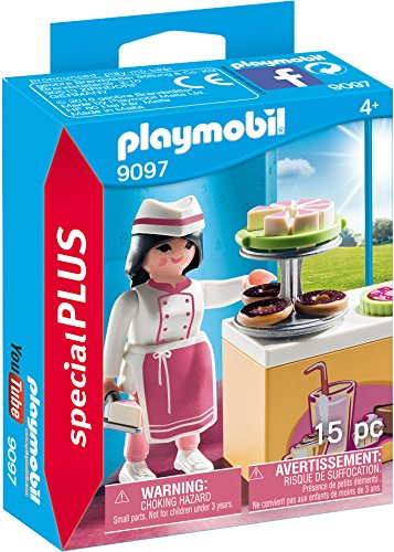 Playmobil Especiales Plus-9097 Pastelera