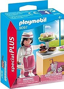 Playmobil Especiales Plus-9097 Pastelera, Multicolor (9097)