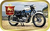 Collezione Classic - motocicletta Triumph mentine 45g