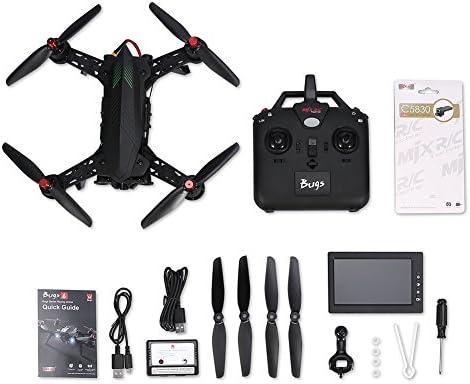 2.4Ghz TélécomFemmede Quadcopter,4 Axes Un Bouton de Retour Tenir Altitude Mode sans Tête Hélicoptère Non Brosse avec LED | Les Produits Sont Vendu Sans Limitations