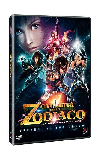 I Cavalieri dello Zodiaco - La legenda del grande tempio (DVD)