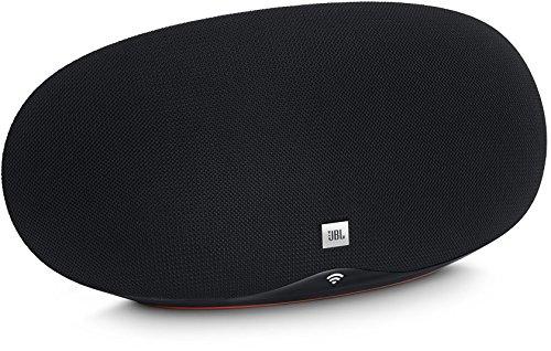 JBL Playlist Enceinte sans fil avec Chromecast intégré - Noir