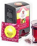 Früchte Tee Weihnachtsfrüchte Pyramidenbeutel 15 Stück