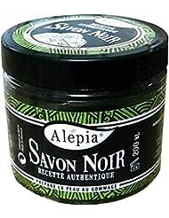 Alepia - Savon Noir suprême - 200G
