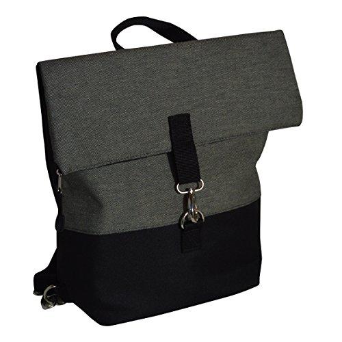 C-BAGS SWEET JEANS Gepäckträger Fahrradtasche Tasche verschiedene Muster black