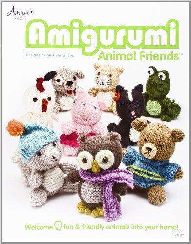 Amigurumi Animal Friends por Michele Wilcox