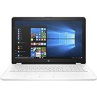 """HP 15-BS092NS - Ordenador portátil de 15.6"""" (Notebook, 1.6 GHz, , 500 GB, 8 GB) color blanco nieve"""