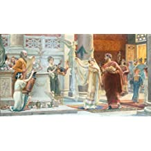 """Impresión artística / Póster: Emilio Vasarri """"The Roman Wedding"""" - Impresión de alta calidad, foto, póster artístico, 100x55 cm"""