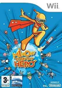 Minon: Everyday Hero (Wii)