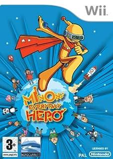 Minon: Everyday Hero (Wii) (B001V5J7SO) | Amazon price tracker / tracking, Amazon price history charts, Amazon price watches, Amazon price drop alerts