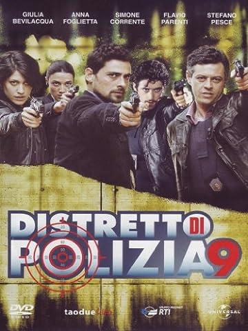 Distretto di poliziaStagione09 [7 DVDs] [IT Import]