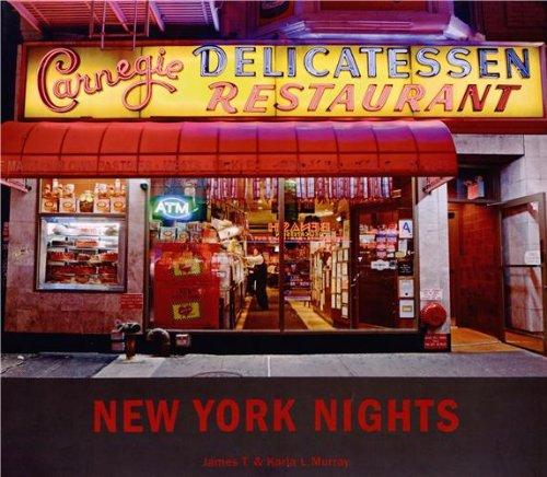 New York Nights por James T. Murray