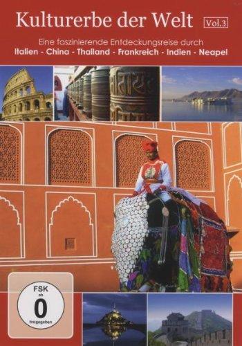 Kulturerbe der Welt Vol. 3