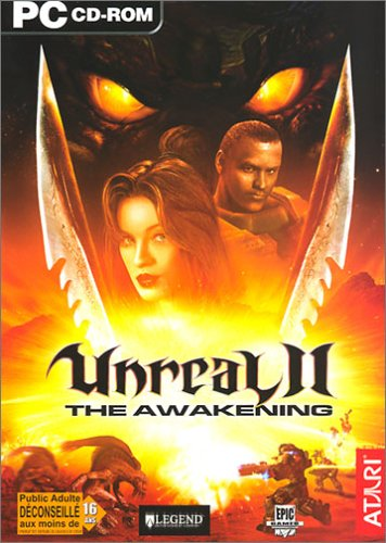 Unreal 2 The Awakening : PC DVD ROM , FR