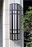 ZhuoYuan Lampes murales Continental villas rue commerciale du département des ventes de biens immobiliers Outdoor étanche extérieur engineering simulation cloud Shek Pik Lamp...