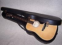 VgV Etui Luxus Made in Italy, Holz mit Leder für Gitarre Stratocaster