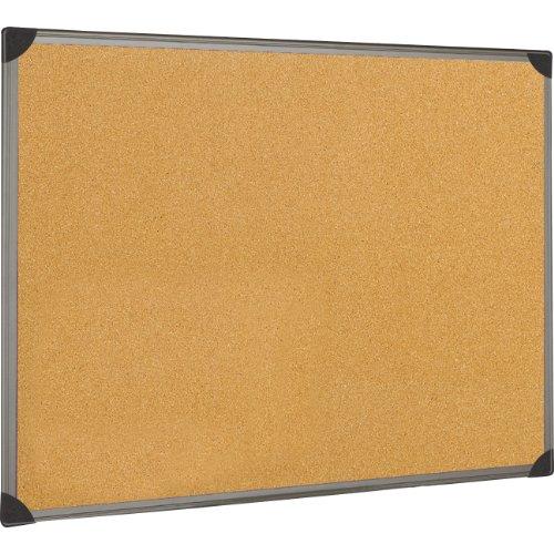 5 Star 876764 Wandtafeln Kork 60×90 cm braun Kork/Kunststoff