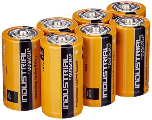 Duracell Batterie Industrial Baby C LR14 - 10er Pack