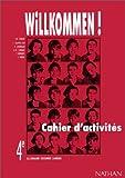 Image de Willkommen 4e LV2 : cahier d'activités