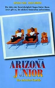 Arizona Junior [VHS]