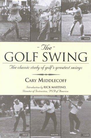 Golf Swing O/P por Cary Middlecoff