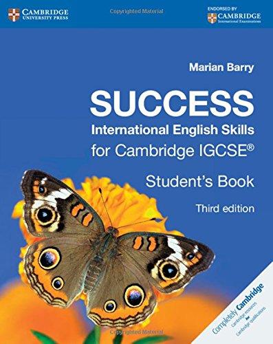 Success international english skills for IGCSE. Student's book. Per le Scuole superiori. Con espansione online