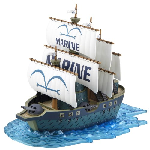 Bandai Hobby 07 Grand Collection Schiff Marine One Piece Model Kit