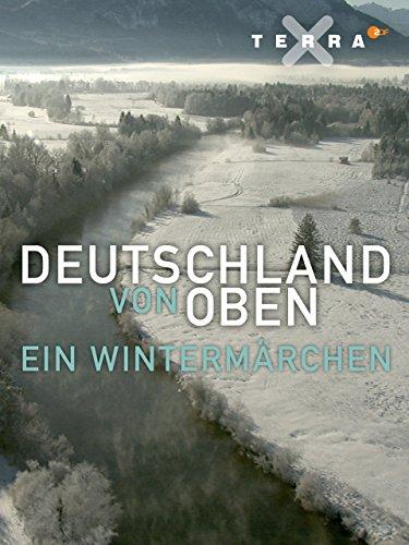 Deutschland von oben - Ein Wintermärchen