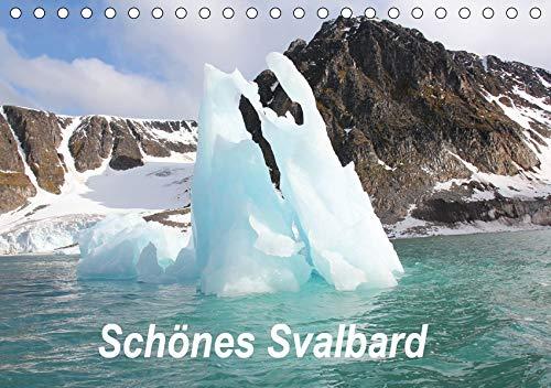 Schönes Svalbard (Tischkalender 2020 DIN A5 quer): Svalbard - Eine faszinierend farbenfrohe Landschaft inmitten des Eismeeres. (Monatskalender, 14 Seiten ) (CALVENDO Natur)