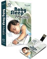 Music Card: Baby Sleep Music - USB (320 Kbps Mp3 Audio) (4GB)