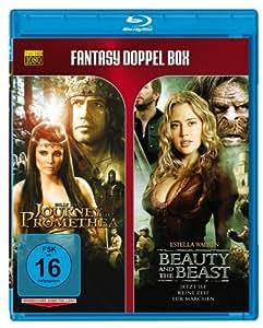 Fantasy Doppel BD: Journey to Promethea / Beauty and the Beast [Blu-ray]