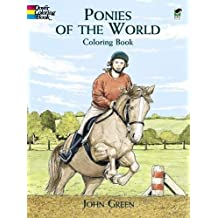 Ponies of the World Coloring Book (Coloring Books)