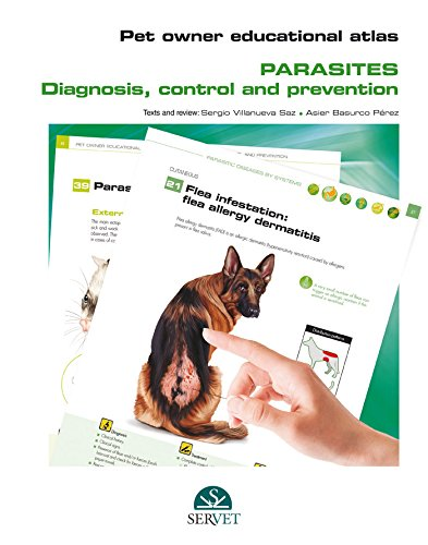 Descargar Libro Pet owner educational atlas. Parasites. Diagnosis, control and prevention de Grupo Asís S.L.