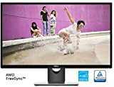 Dell SE2717H 27 Inch IPS LED-backlit LCD Monitor (Black) (6 ms, Full HD 1920 x 1080 at 75 Hz, AMD Free-Sync, VGA/HDMI)
