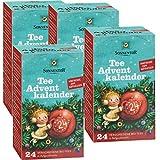 Tee-Adventskalender - 4er Pack, Sonnentor