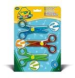 Crayola Mini Kids - 3014 - Découpage - Mes Premiers Ciseaux