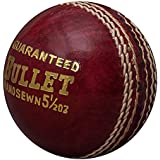 Acorn Leather Bullet Cricket Ball