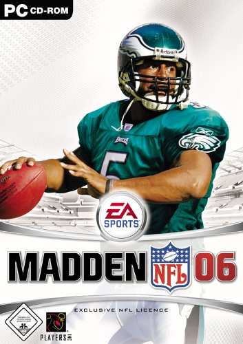 Madden NFL 06 - American Football-spiele