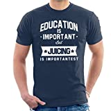 Education is Important But Juicing is Importantest Men's - Best Reviews Guide