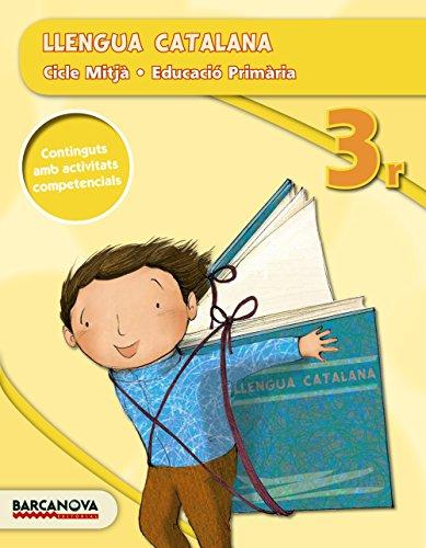 Llengua catalana 3r CM (ed. 2015) (Materials Educatius - Cicle Mitjà - Llengua Catalana) - 9788448936631