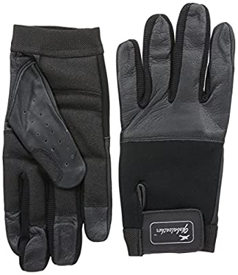 Patterson Medical Sure Grip Wheelchair Gloves