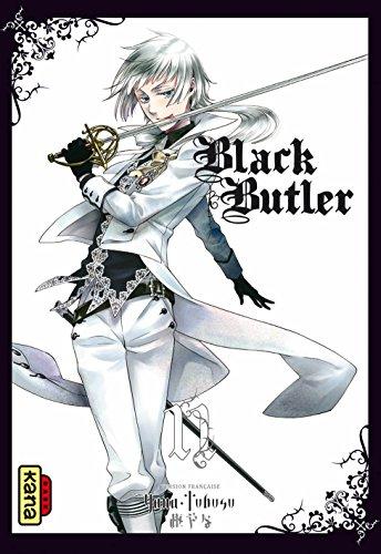 Black Butler Vol.11